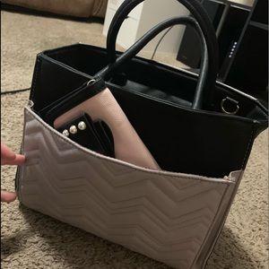 Betsey Johnson purse and hand bag